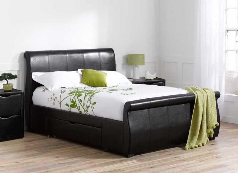 Ocean Club KingSize Paradise Point Bed   Baers Furniture