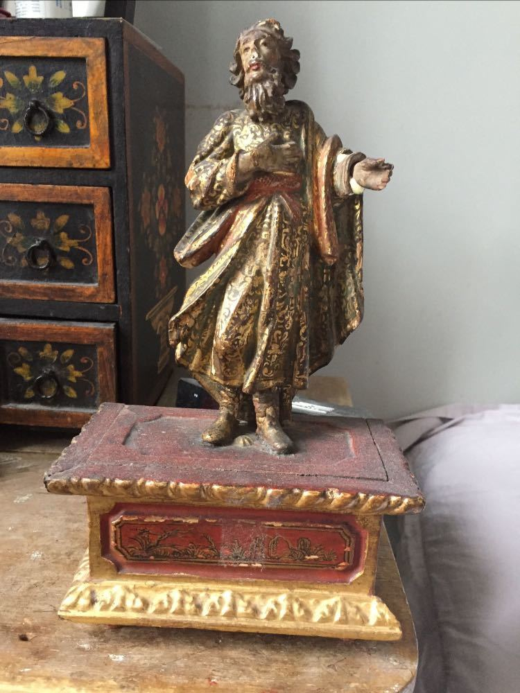 18th century Religious figure in london