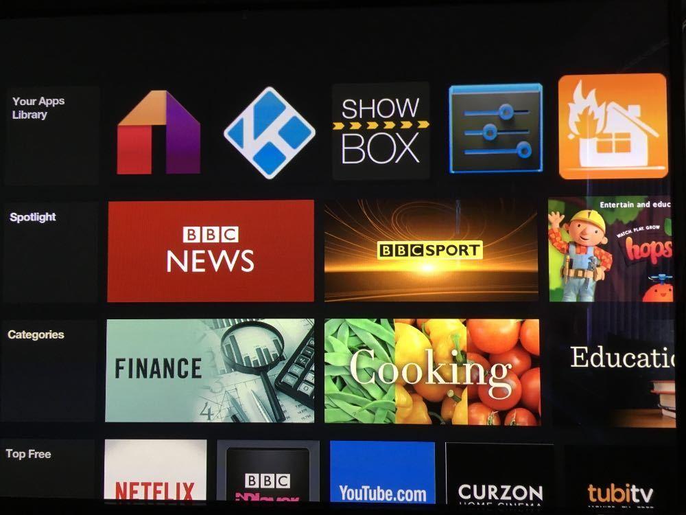 Amazon Fire TV Stick with KODI pre-installed  in london