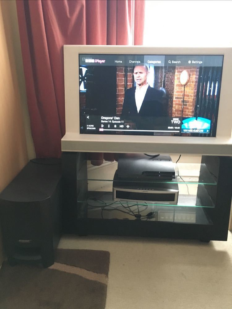 Bang & Olufsen TV with PS3 and Sound System in london