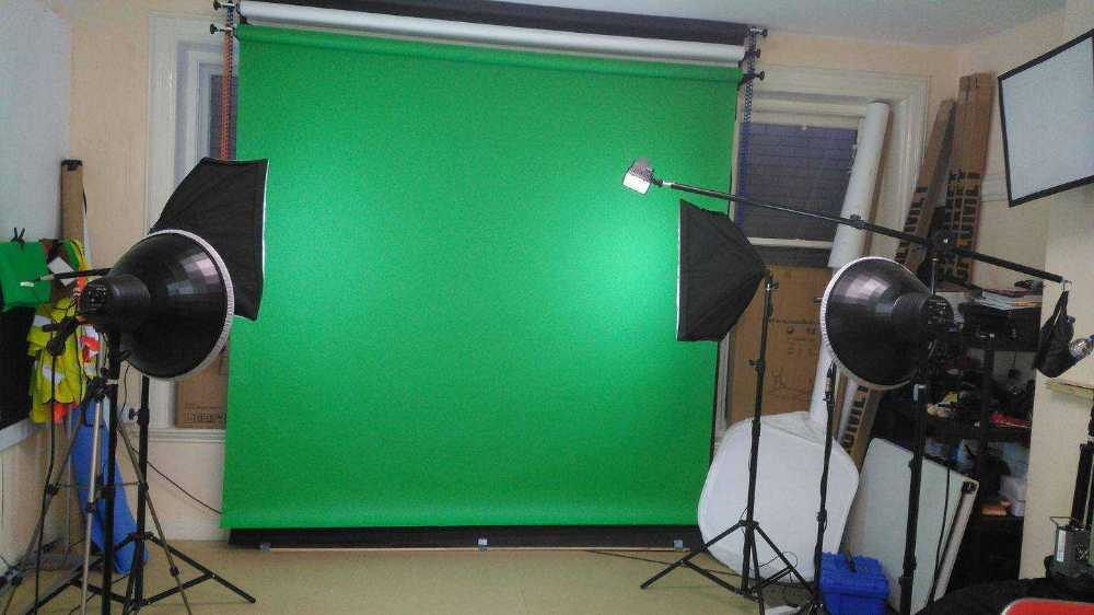 Paper Backdrops with stand in london