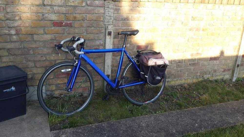 Bicycle available for rent in london