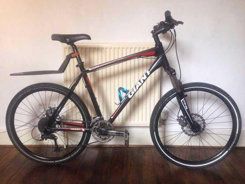 Giant Bike in london