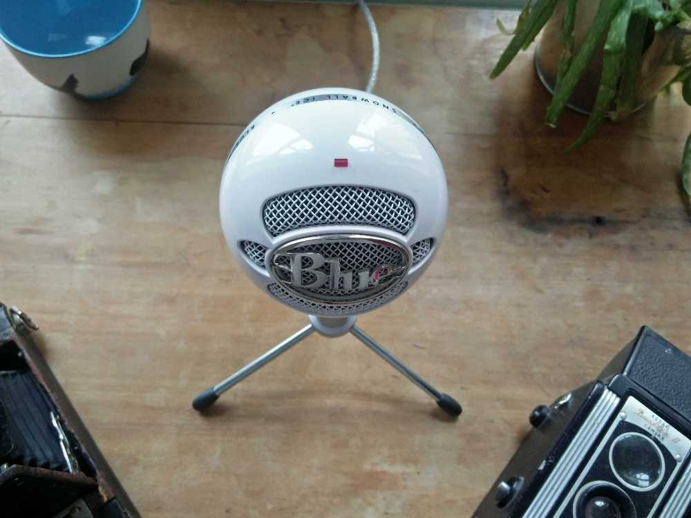 Blue Microphones Snowball iCE USB Microphone - White in london