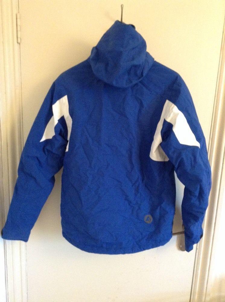 Blue ski jacket  in london