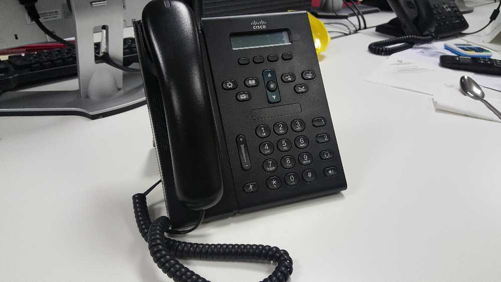 BRAND NEW - CISCO CP-6921 VoIP PHONE in london