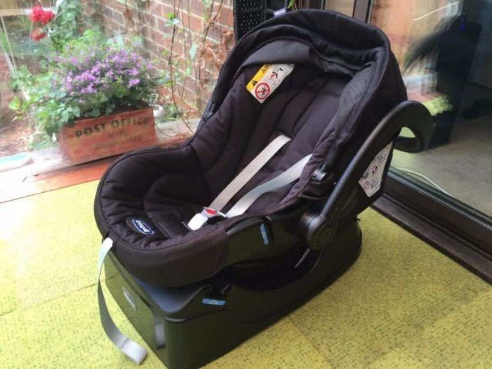 Chicco car seat in london