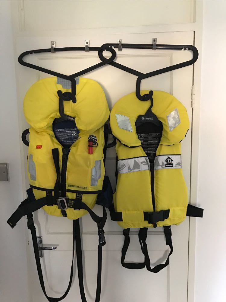 Crewsaver Life Jackets in london
