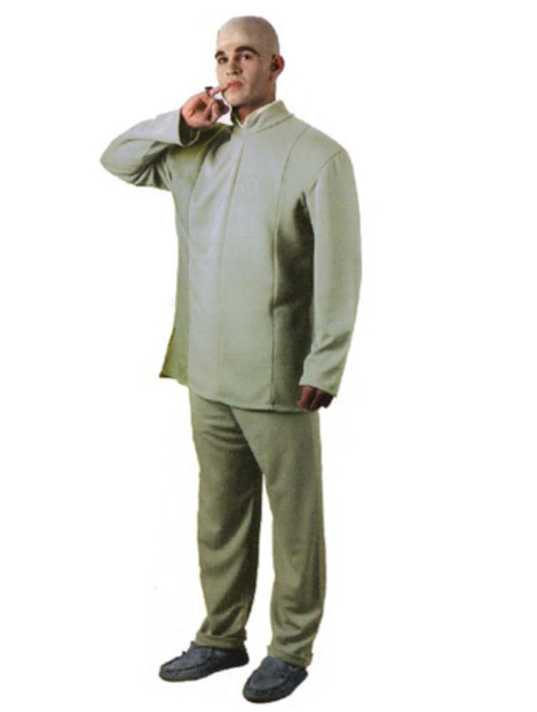 Dr.Evil (Austin Powers) Halloween fancy dress outfit in london