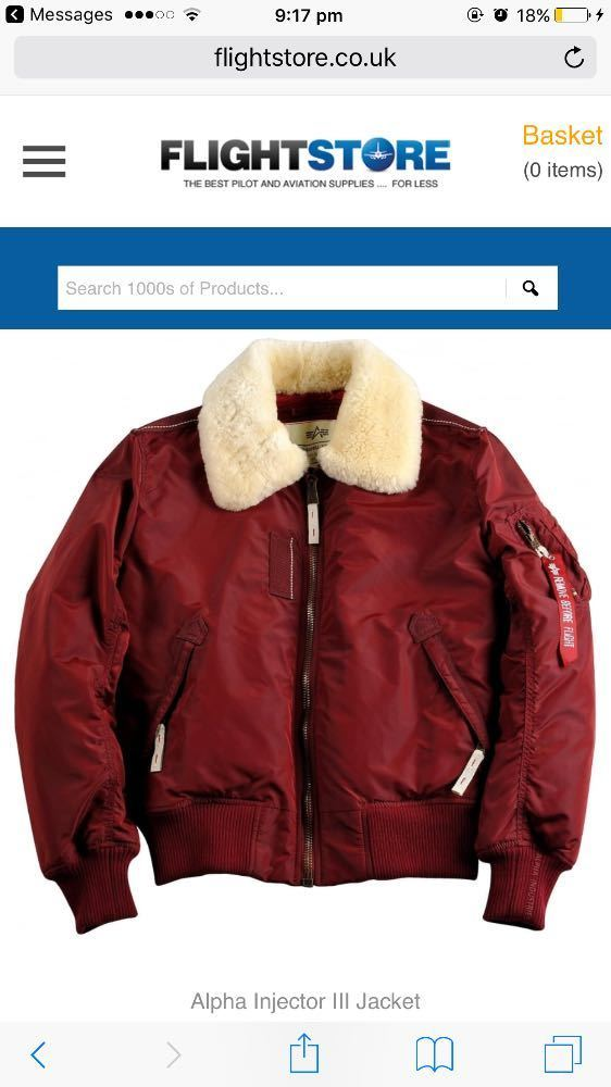 Fur Bomber jacket in london