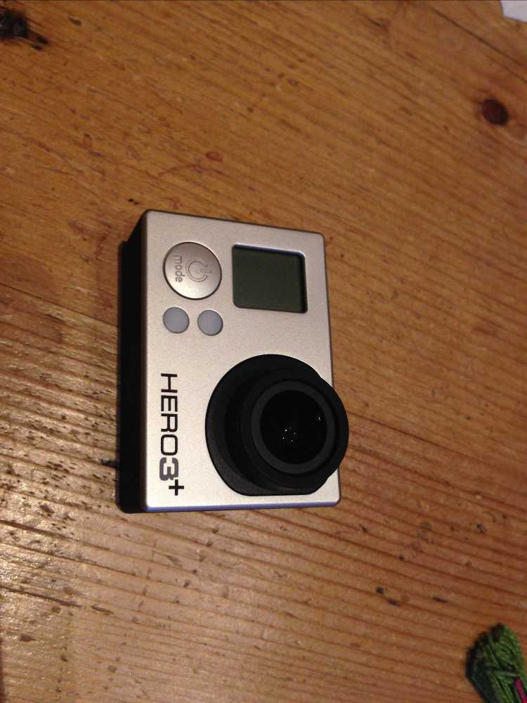 GoPro Hero 3+ Silver in london