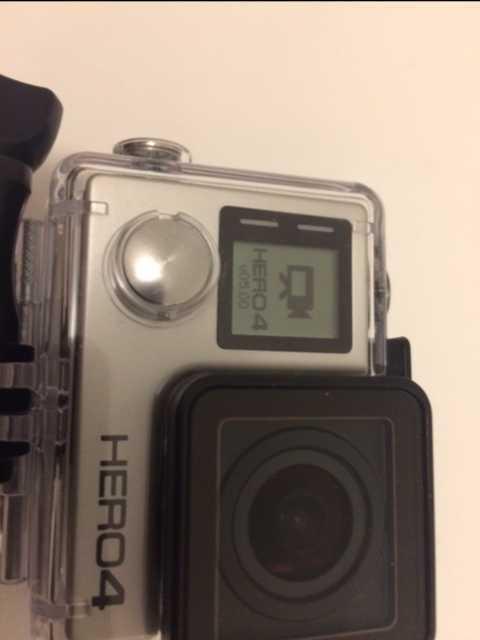 GoPro Hero 4 Camera Black in london