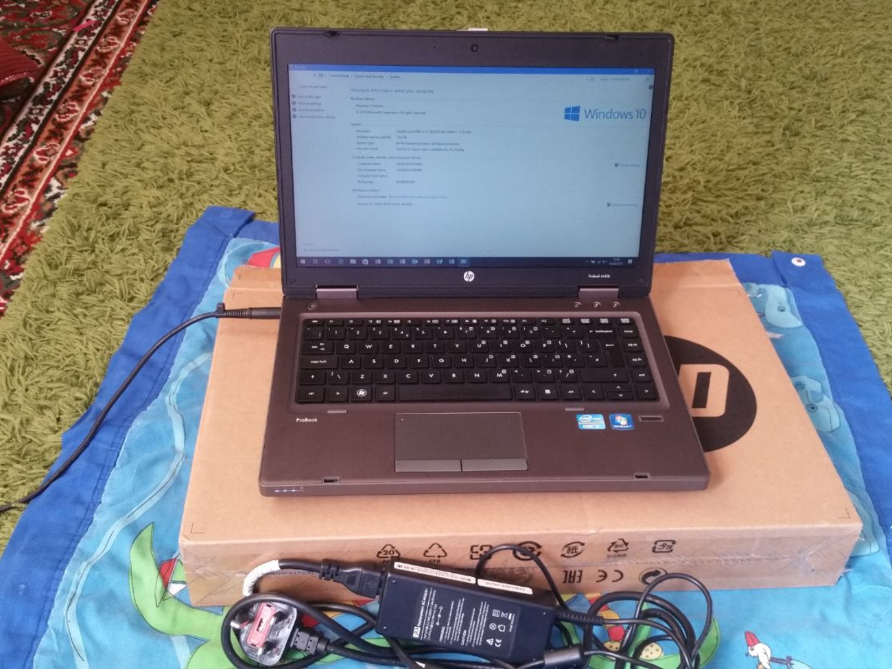 HP ProBook 6460b in london