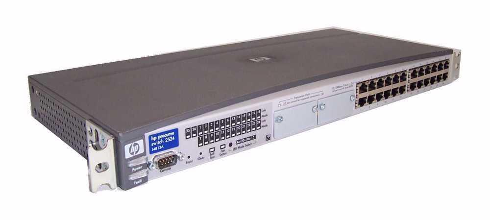HP procurve switch 2524 in london