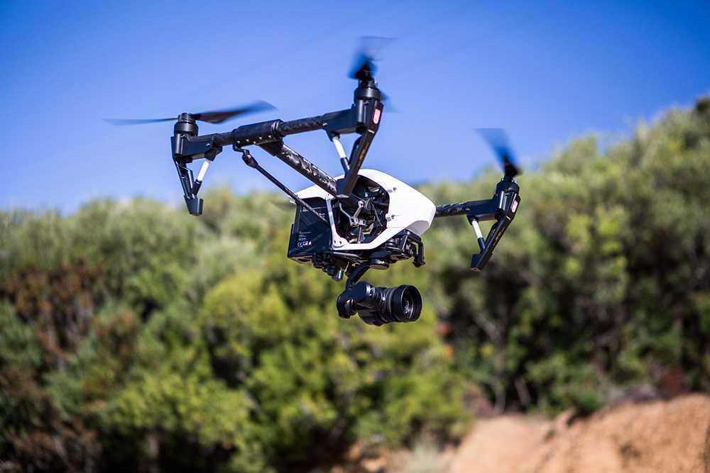 Inspire 1 Pro Drone (+ Operator) in london