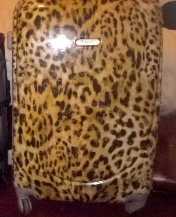 Leoopard/Guepard luggage in london