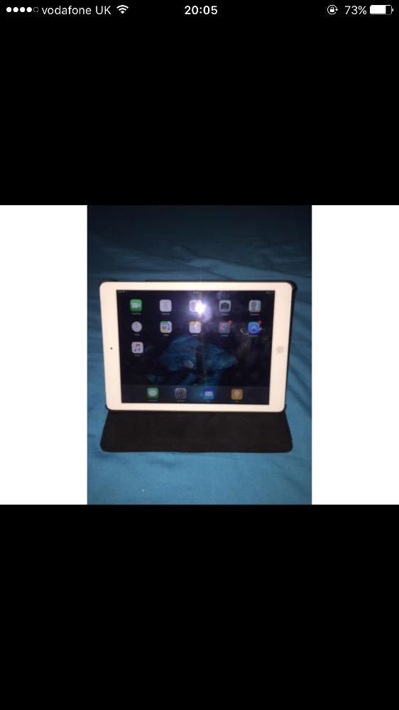 iPad 16gb wifi and cellular  in london