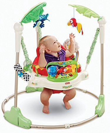 Fisher Price Jumparoo baby bouncer in london