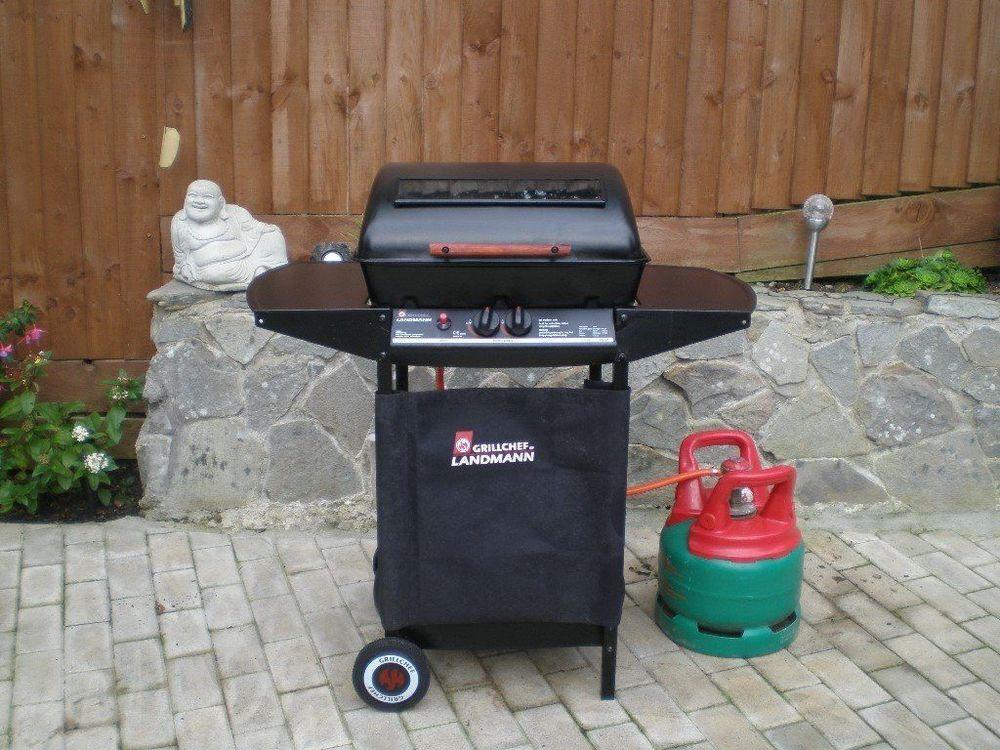 Landmann 2 burner gas barbecue grill in london