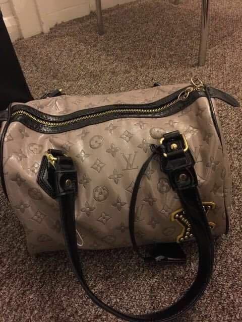 Louis Vuitton handbag in london