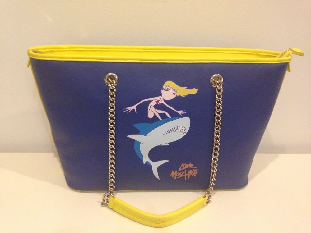 Love Moschino Handbag  in london