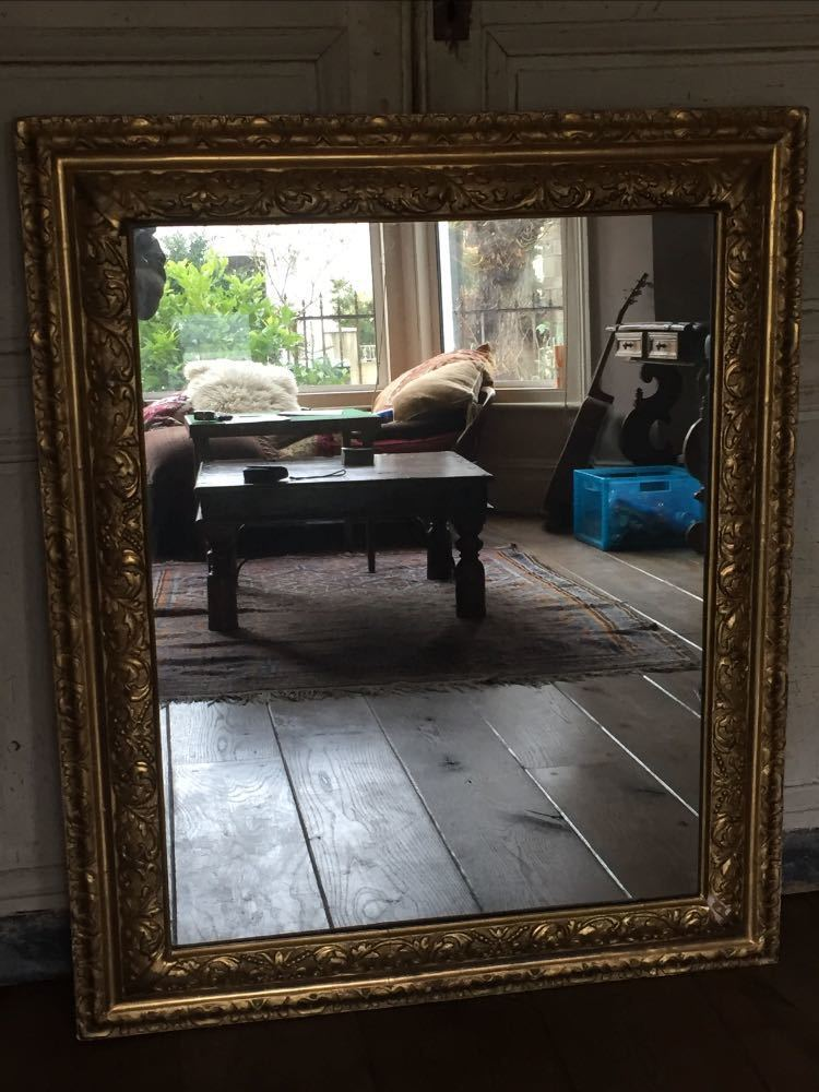 Lovely Old Mirror in london