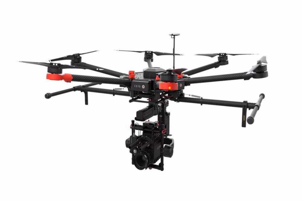 Matrice 600 Drone - with VR Virtual Reality Gimbal (+ Operator) in london