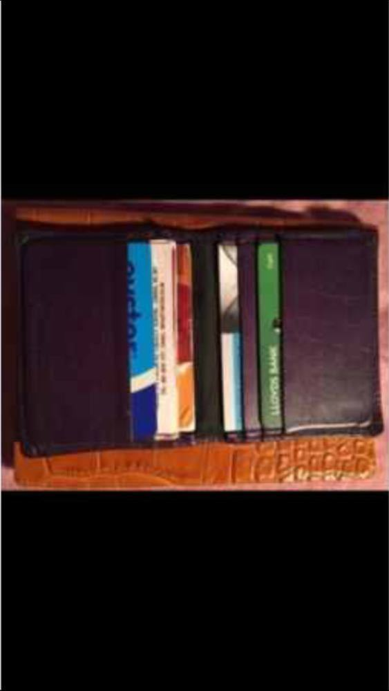 Mens mulberry wallet  in london