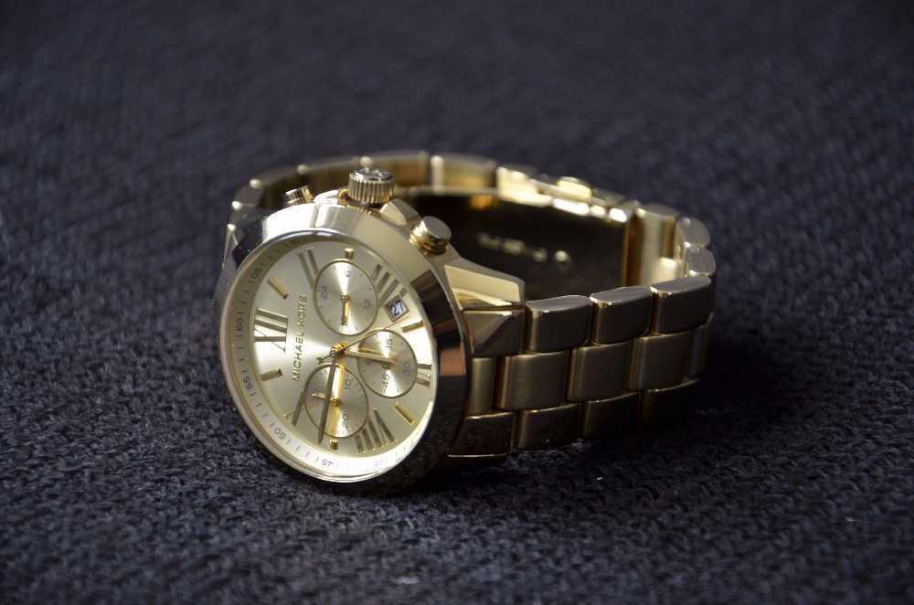 Michael Kors Golden Watch MK5777 in london