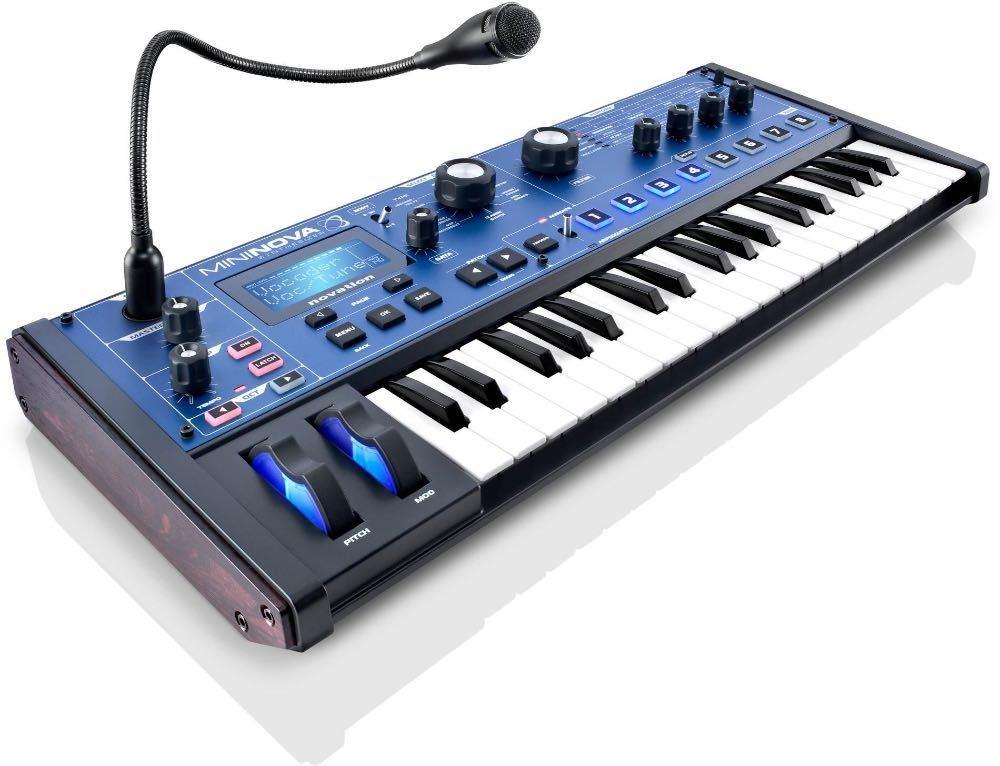 MiniNova Synthesizer & Vocoder  in london