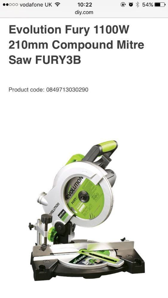 Mitre Saw  in london