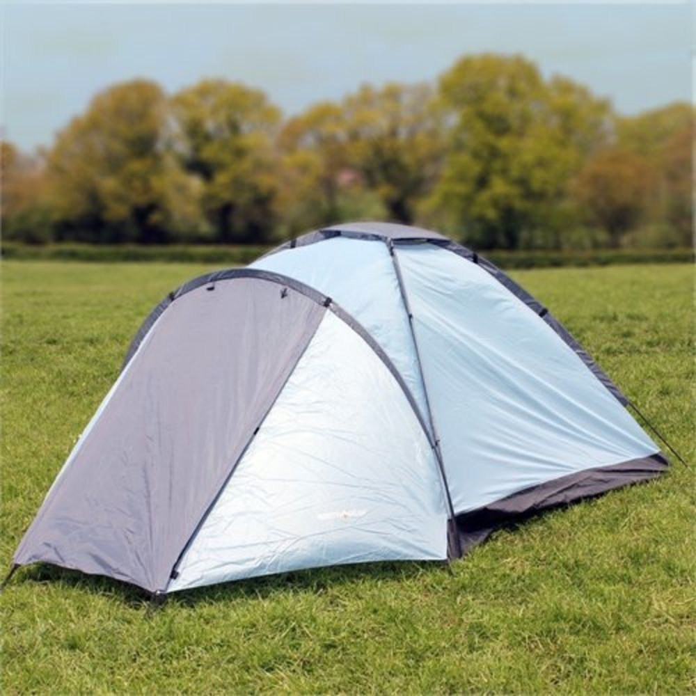 North Gear One Person Camping Tent (Silver) in london