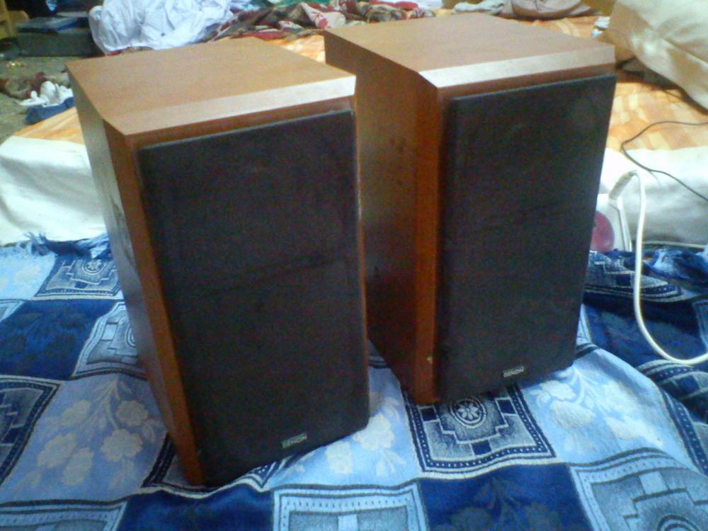 old speaker vintage in london