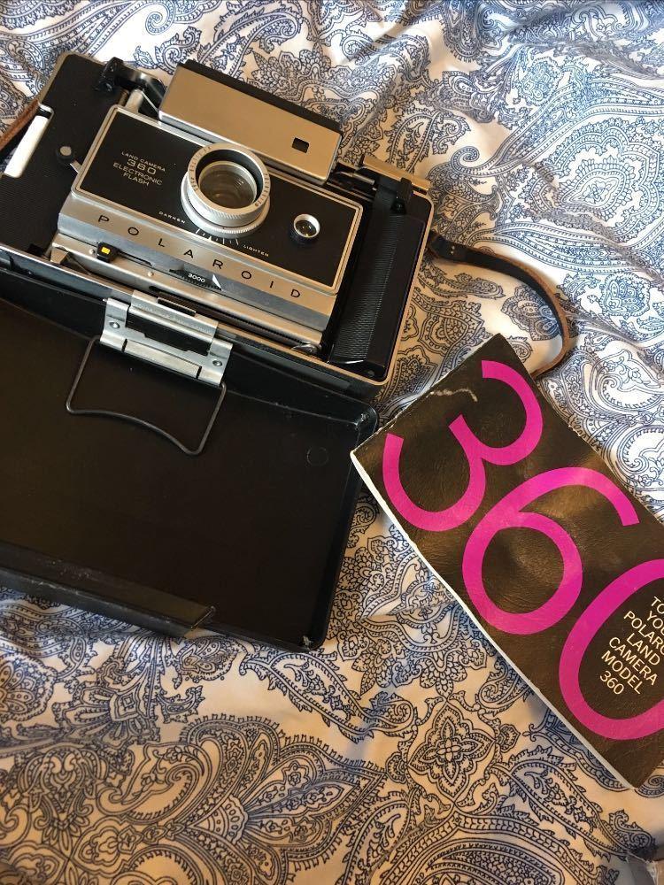 Polaroid Land Camera 360  in london