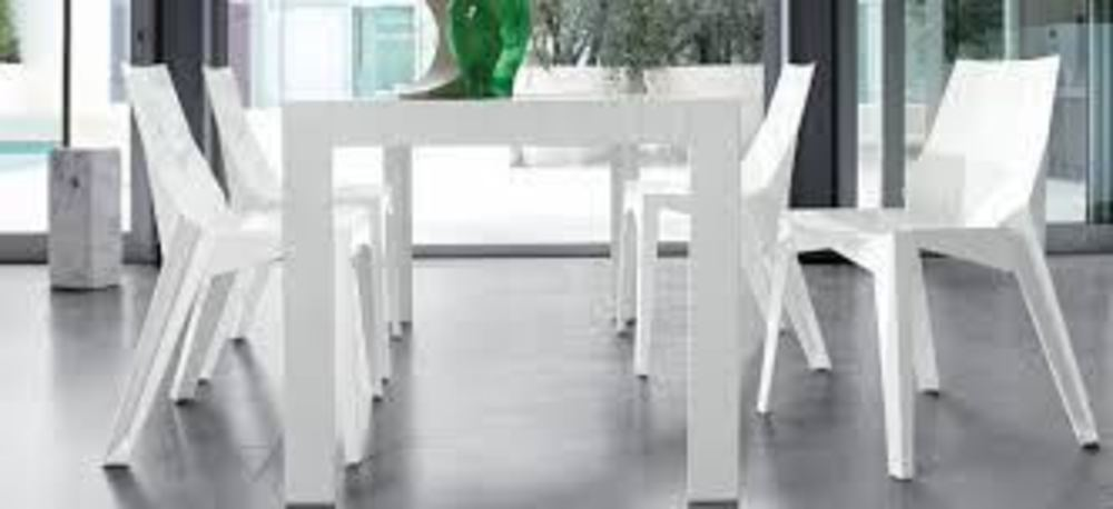 Poly Bonaldo Design Chair White in london