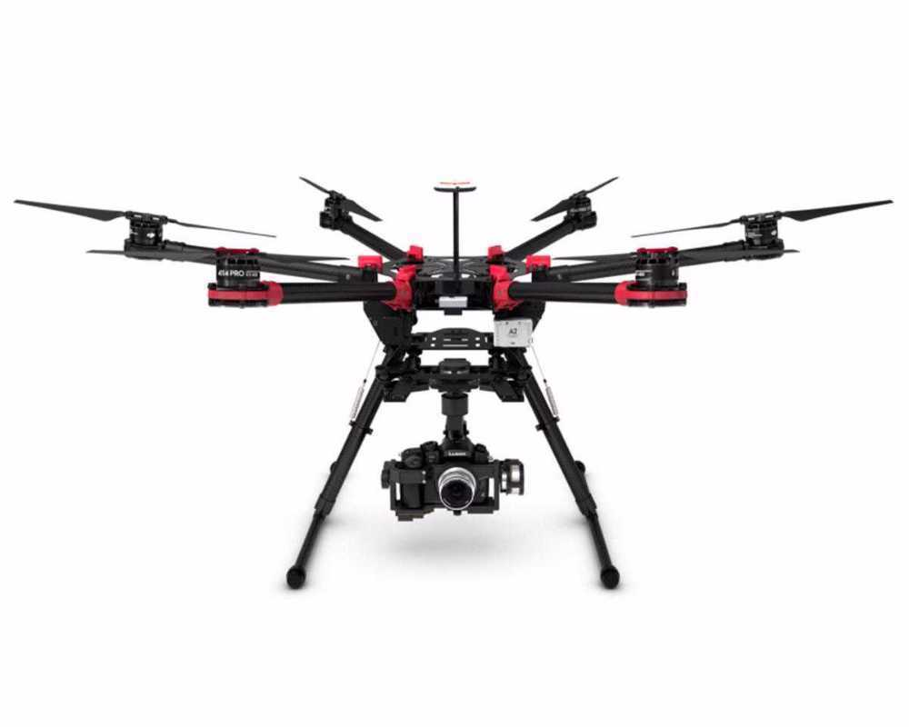 DJI S900 Drone with Panasonic GH4 Camera with Operator in london