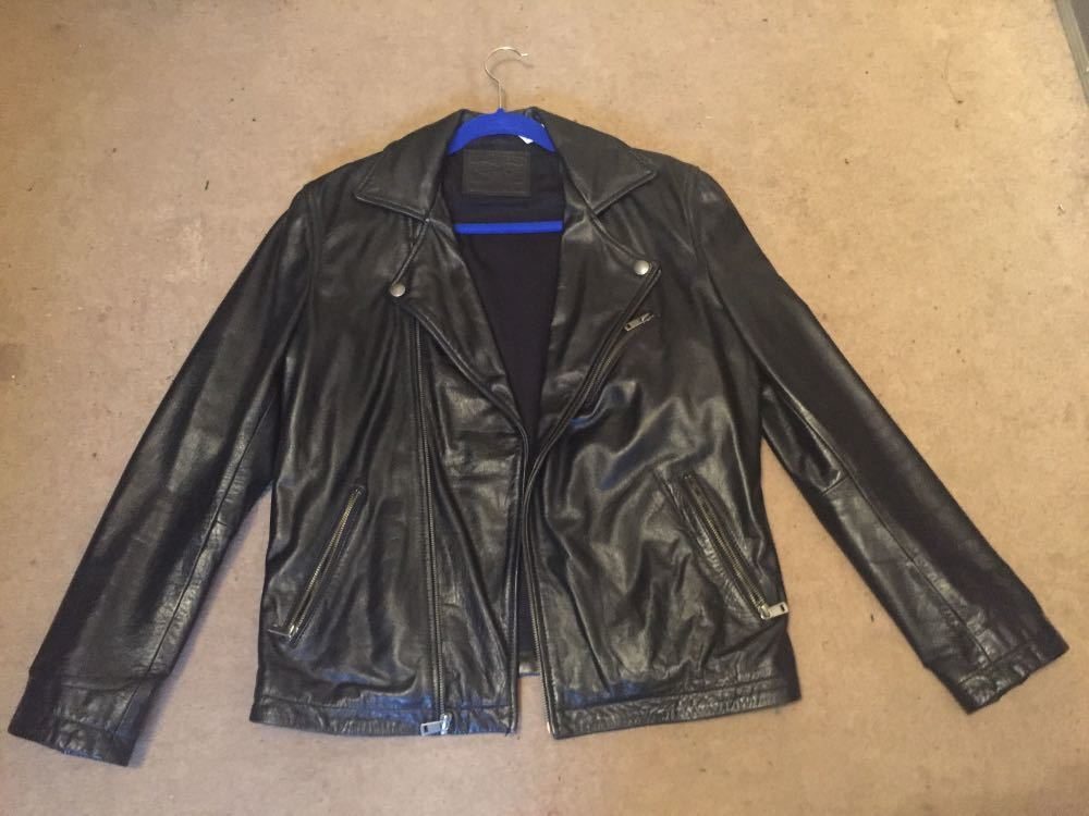 Superb Levi's perfecto leather jacket in london
