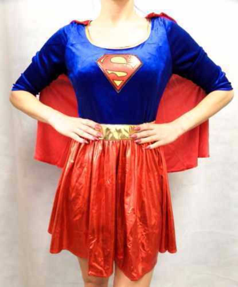 SUPERGIRL HALLOWEEN OUTFIT in london