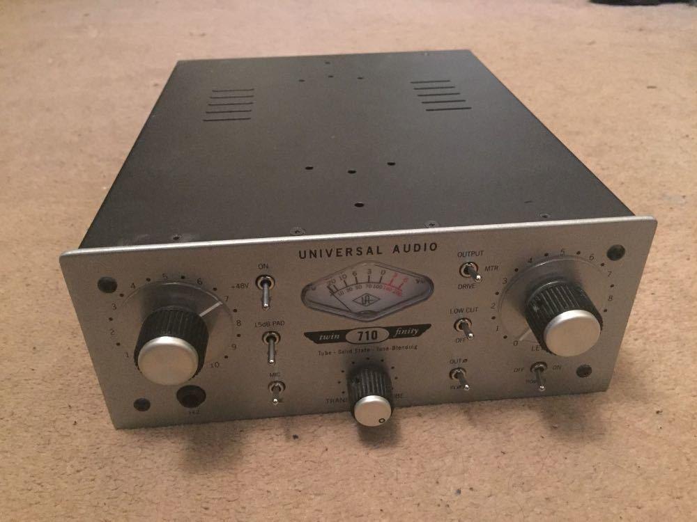 Universal Audio - Twin finity 710 in london