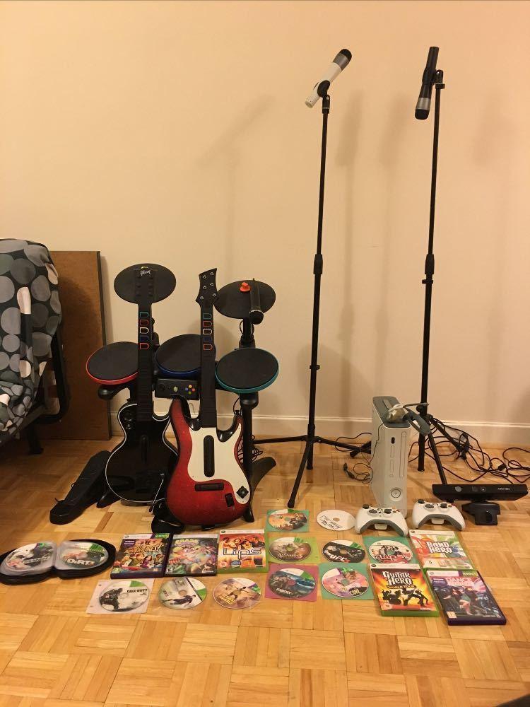 Xbox 360 super complete kit!! in london
