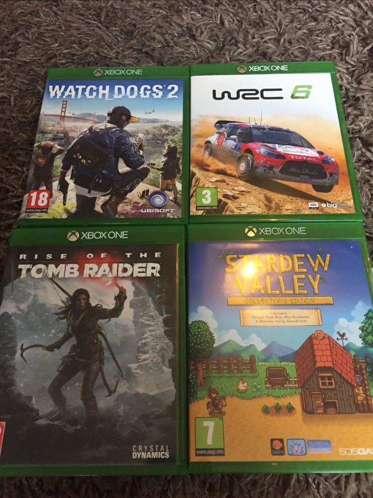 Xbox One Games in london