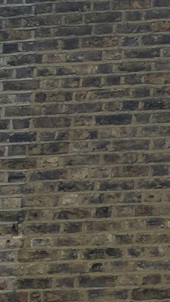 Yellow/ red stock bricks in london