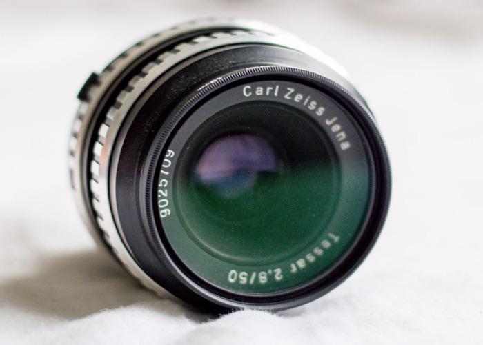 50mm lens-for-film-slr-camera-m42-thread-screw-lens-45653477.JPG