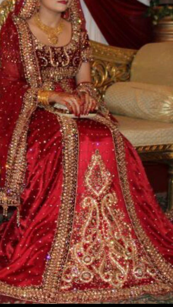 Asian Bridal Wedding Dress 92129895