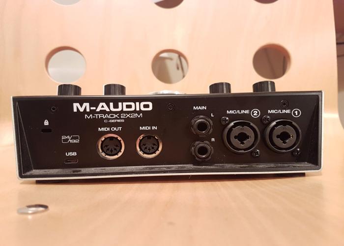 audio interface--maudio-mtrack-2x2m--11009916.jpg
