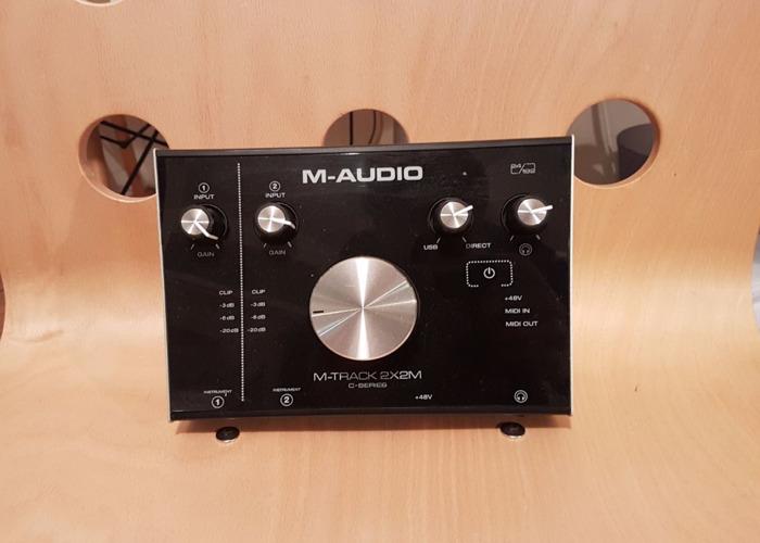 audio interface--maudio-mtrack-2x2m--83062489.jpg