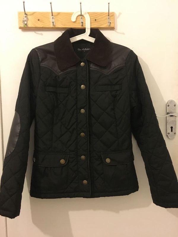 black padded-jacket-size-8-miss-selfridge-47341404.jpg