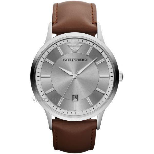 emporio armani-brown-leather-watch-60979123.jpg