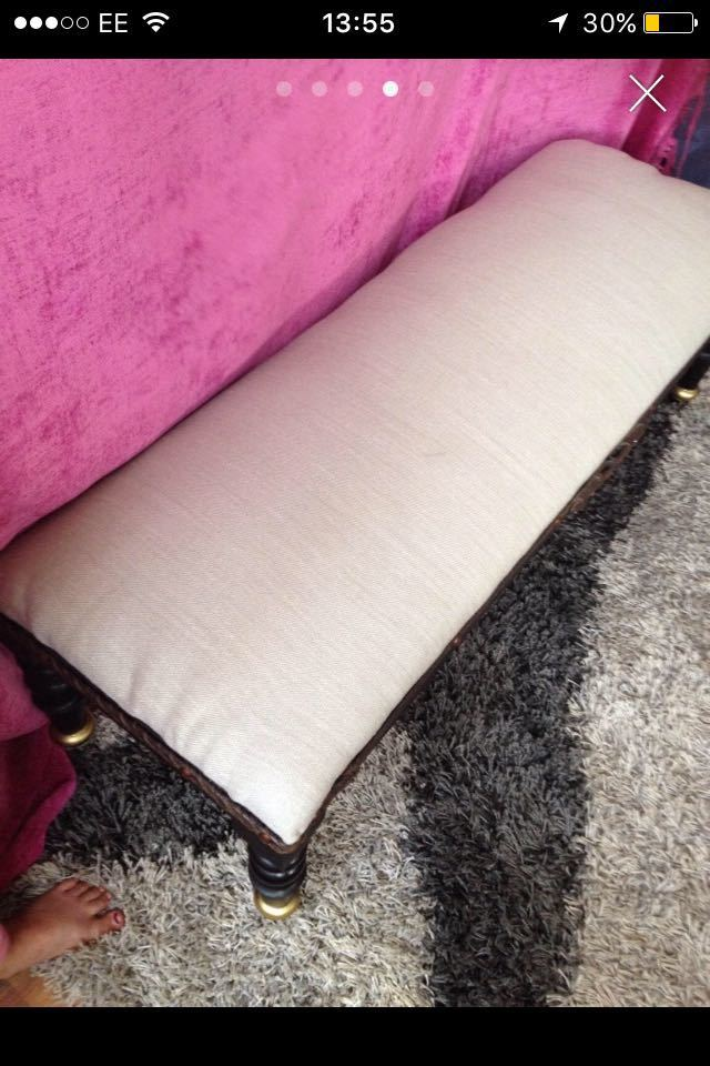 gorgeous reupholstered-benchseat-20456220.jpg