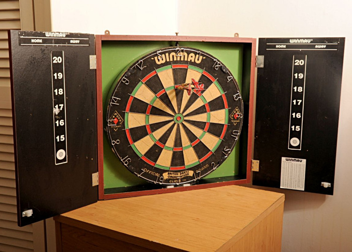 how to play darts scoring